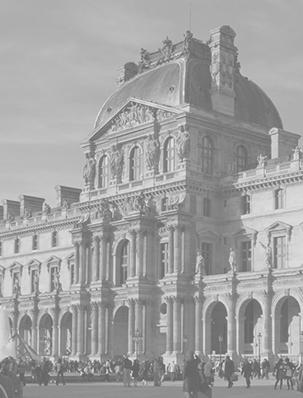 Musée du Louvre - Paris - Dataviz